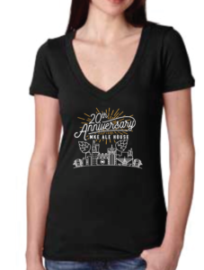 MKE LADIES SHIRT FRONT